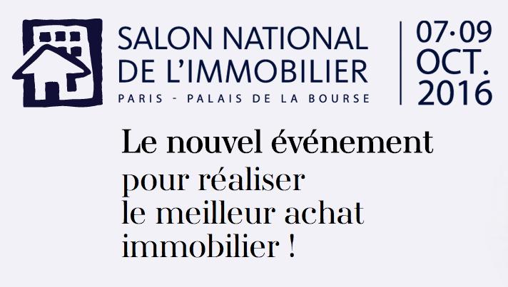 Salon Immobilier Paris Le Nouvel V Nement 100 Immobilier
