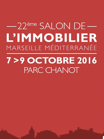 Le salon immobilier de marseille m diterran e 2016 for Salon de l immobilier marseille