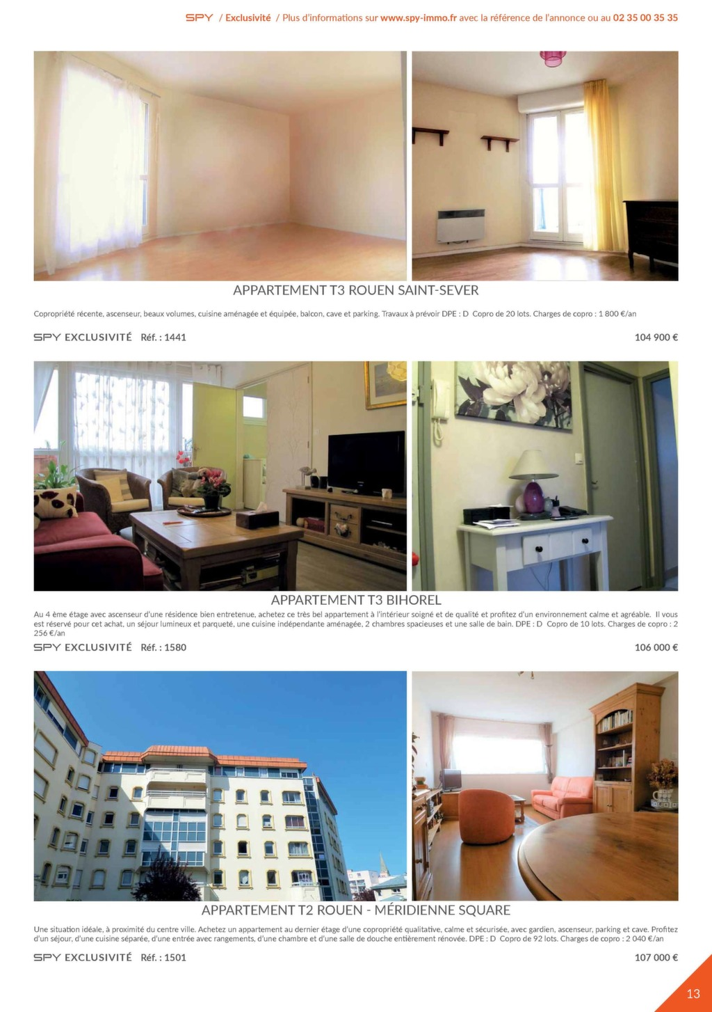 Home Rouen N 37 By Spy Magazine Immo