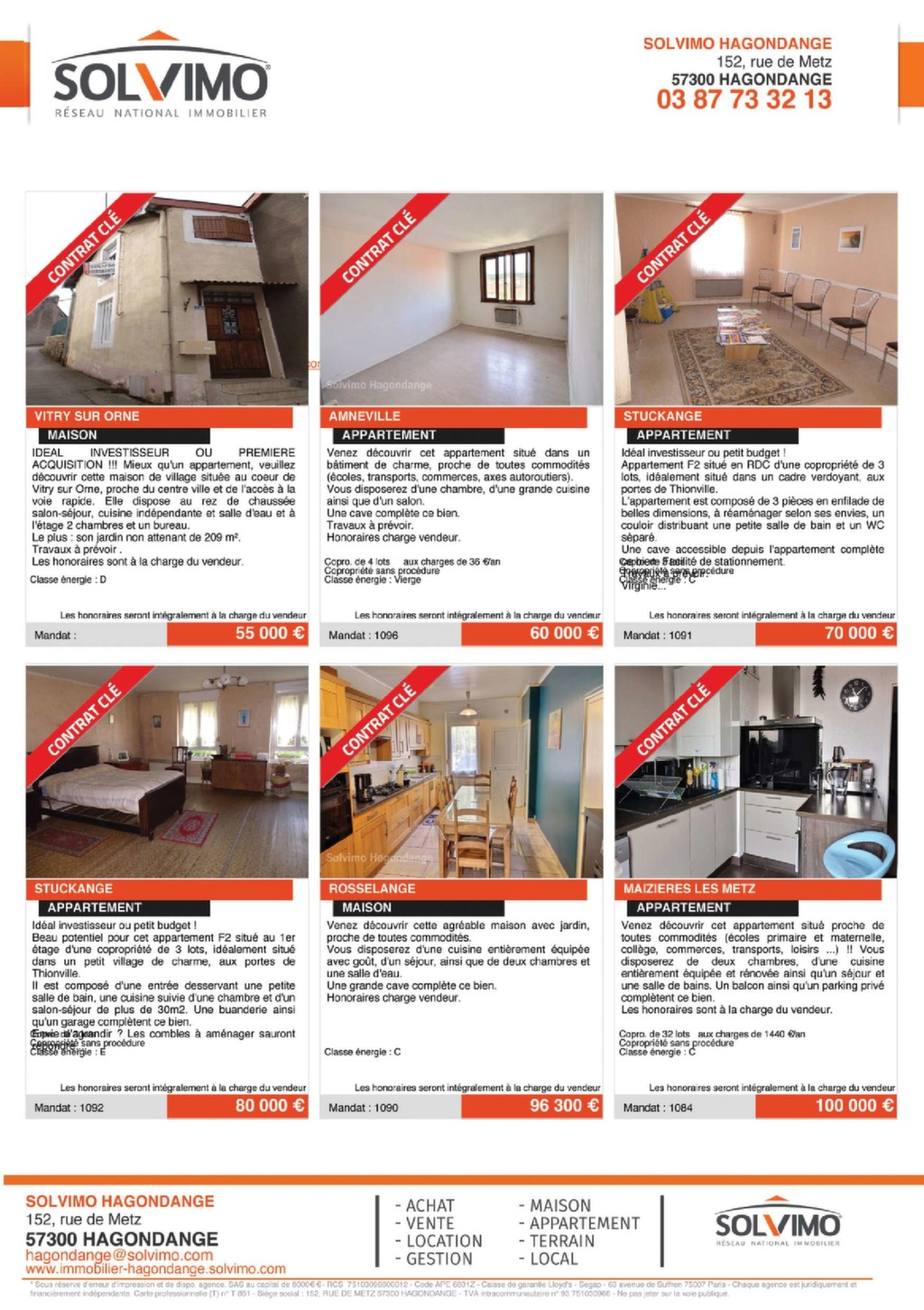 Budget Salle De Bain Complete ~ solvimo hagondange magazine immo