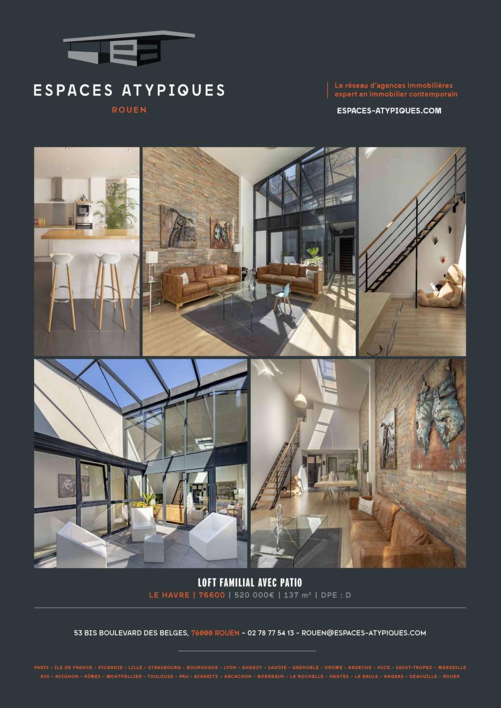 Espace Atypique La Baule immobilier normand n°44 - magazine immo