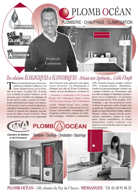 Plomberie chauffage climatisation magazine