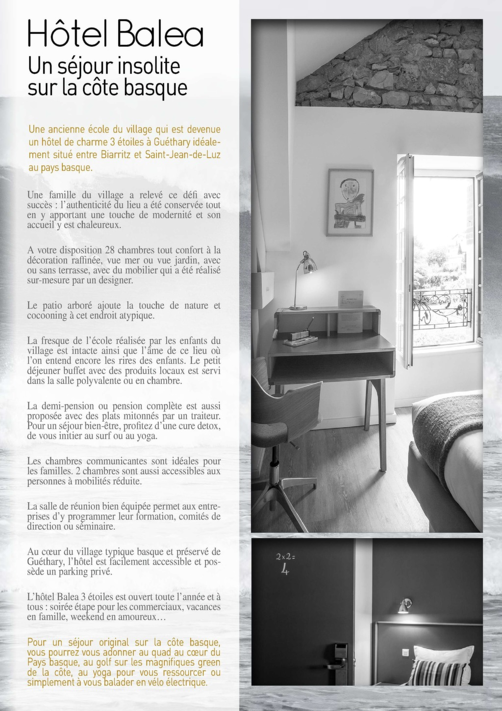 Basque immobilier n°106 - Magazine Immo