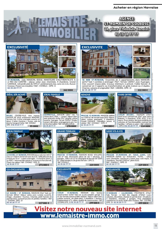 Maison Avec Travaux 77 immobilier normand - magazine immo